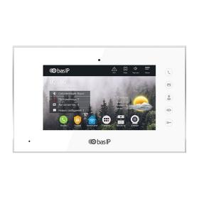 IP видеодомофон BAS-IP AQ-07 WHITE