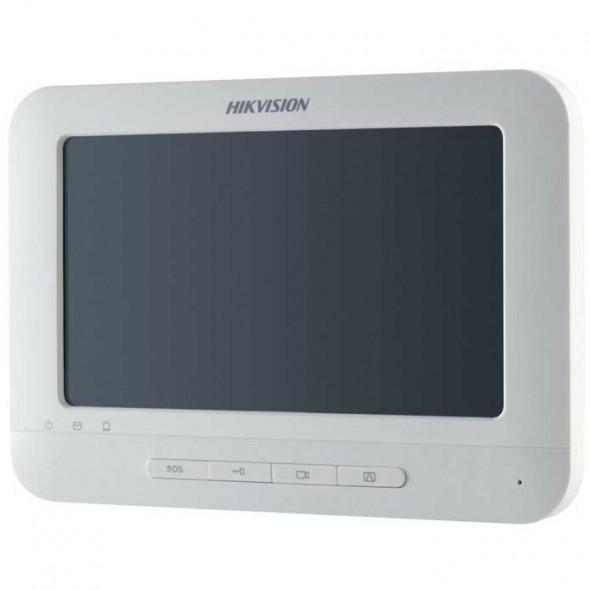 IP видеодомофон DS-KH6310-W(L) - фото