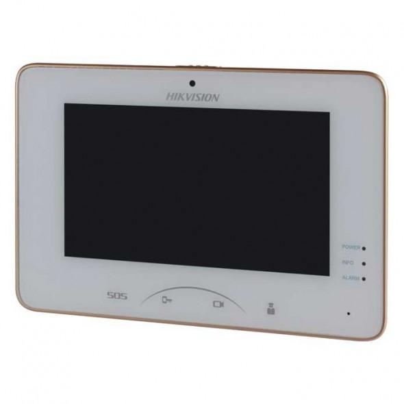 IP видеодомофон DS-KH8301-WT - фото