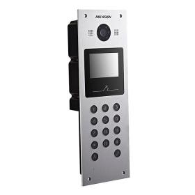 Вызывная IP видеопанель Hikvision DS-KD3002-VM