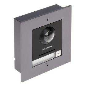 Вызывная IP видеопанель Hikvision DS-KD8003-IME1/Flush