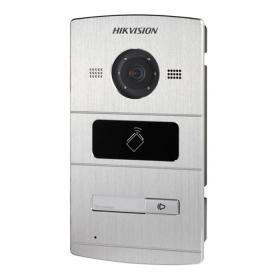 Вызывная IP видеопанель Hikvision DS-KV8102-IM