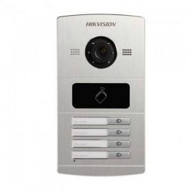 IP видеопанель DS-KV8402-IM - фото