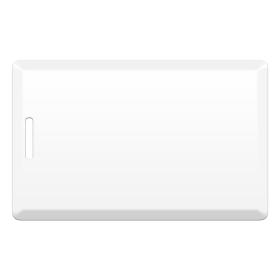 Бесконтактная пластиковая карта Em-Marine Clamshell с прорезью
