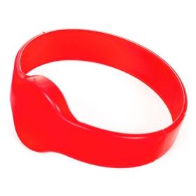 RFID-браслет Mifare 1K бесконтактный водонепроницаемый цельносиликоновый