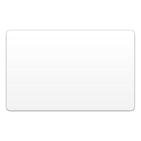 Бесконтактная пластиковая карта Mifare 1K для прямой печати (UID 4 байт)