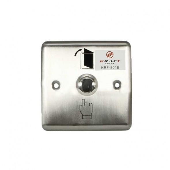 Кнопка выхода врезная KRF- 801B - фото