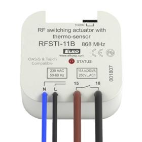 Модуль управления отоплением iNELS RFSTI-11B