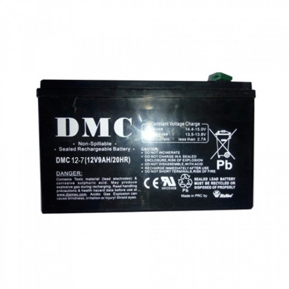 Аккумулятор DMC 7 Ач - фото