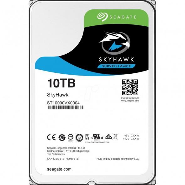 """Жесткий диск 3.5"""" 10TB Seagate (ST10000VX0004) - фото"""