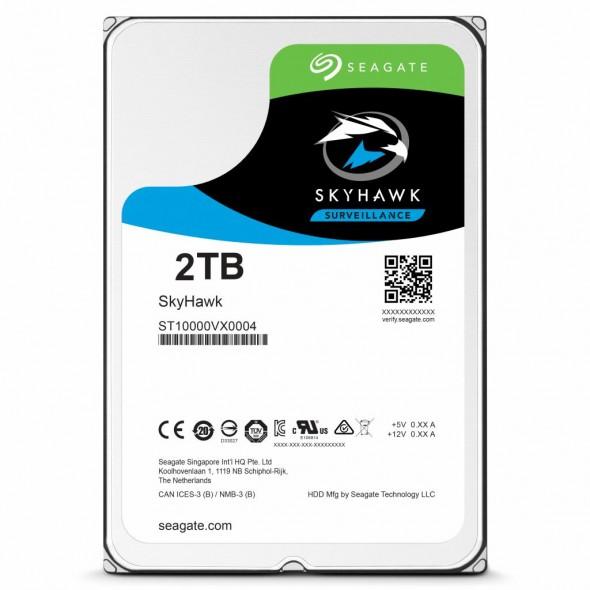 """Жесткий диск 3.5"""" 2TB Seagate (ST2000VX008) - фото"""