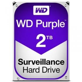 """Жорсткий диск 3.5 """"2TB Western Digital (WD20PURZ)"""