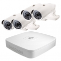 Комплект видеонаблюдения 4+1 MT-IPC290-VFW/DHI-NVR2104-4KS2