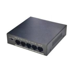 PoE коммутатор 4-портовый неуправляемый PFS3005-4P-58