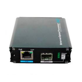 PoE медіаконвертор UOF7301E-POE