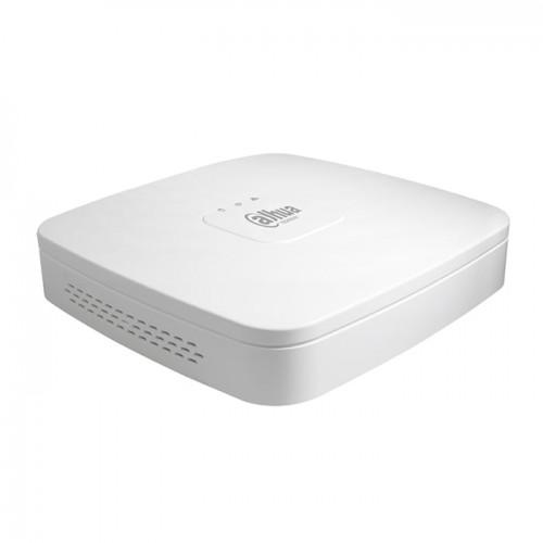 4-канальный Smart 4K сетевой видеорегистратор Dahua DH-NVR4104-4KS2