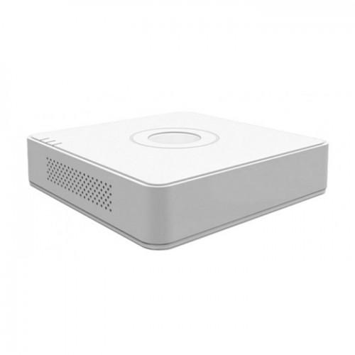 8-канальный NVR видеорегистратор c PoE коммутатором на 8 каналов Hikvision DS-7108NI-Q1/8P