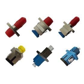 Оптичні адептери FC, SC, LC, ST гібридні