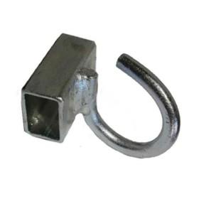 Крюк бандажный КТЦ-8 оцинкованный