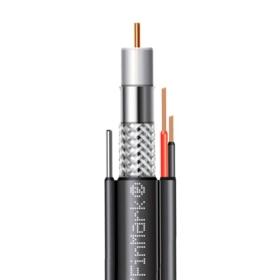 Кабель коаксіальний абонентський FinMark F5967BVM-2x0.75 POWER