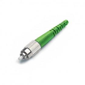 Оптичний коннектор FC, SM, 2 мм (APC)