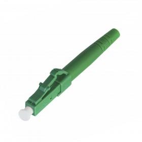 Оптический коннектор LC, SM, 0,9мм (APC)