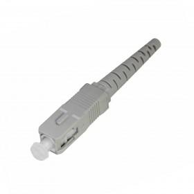 Оптический коннектор SC, MM, 0,9мм (PC)