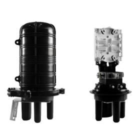 Муфта оптична Crosver FOSC-SPL038/24-1-12
