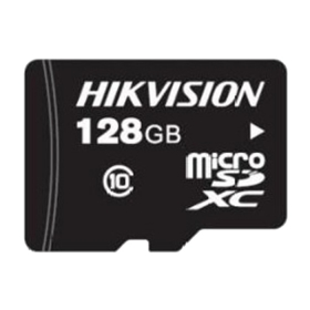 Флеш-карта micro SD Hikvision HS-TF-L2I/128G/P