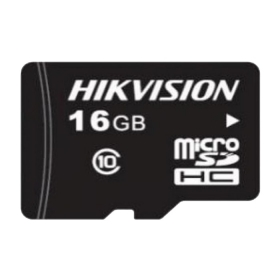 Флеш-карта micro SD Hikvision HS-TF-L2I/16G/P
