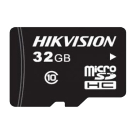 Флеш-карта micro SD Hikvision HS-TF-L2I/32G/P