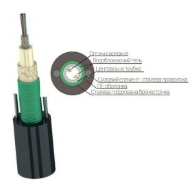 Кабель оптичний Utex ОКЗ(б1,5)М-0204