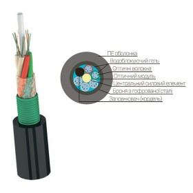 Кабель оптичний Utex ОКЗ(б2,7)М-0204