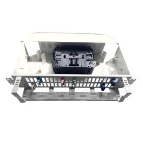 Патч панель оптическая 2U-19-48DSC/QLC