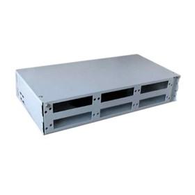 Патч панель оптична 48 портів 2U IPCOM