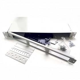 Патч панель оптична CROSVER FOB 19/1-332/32-1-24