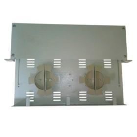 Патч панель оптична ODF 19 для зберігання патч-кордів